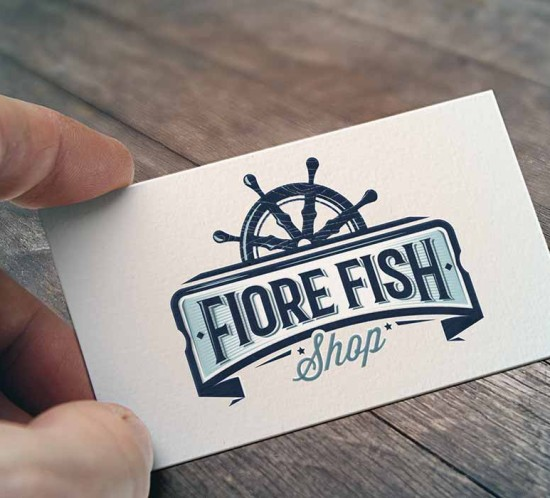 Corporate Fiore FIsh